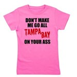 Tampa Bay Football Girl's Tee