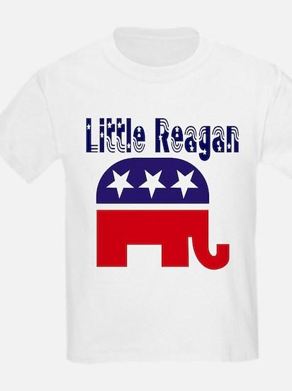 Little Reagan Kids T-Shirt