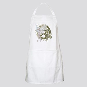 Beautiful fairy with pentacle Apron