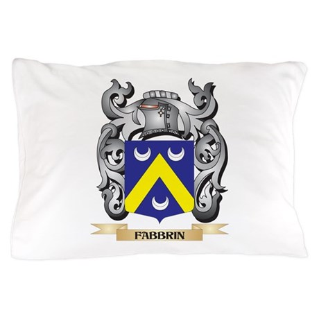 Fabbrin Coat of Arms - Family Crest Pillow Case