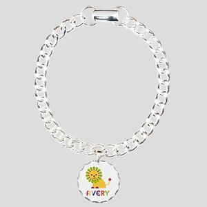Avery Loves Lions Bracelet