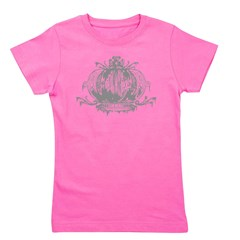 Gothic Crown Girl's Tee