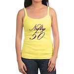 Nifty Fifty, 50th Jr. Spaghetti Tank