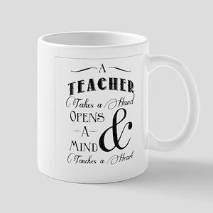 Teachers open minds Mug