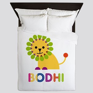 Bodhi Loves Lions Queen Duvet