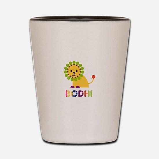 Bodhi Loves Lions Shot Glass