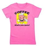 FIN-coffee-quota Girl's Tee