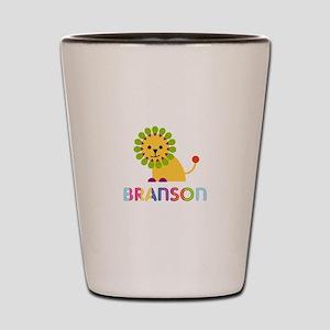 Branson Loves Lions Shot Glass