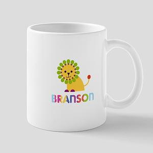 Branson Loves Lions Mug