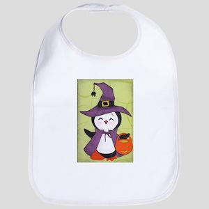 Happy Halloween Penguin cutie Bib