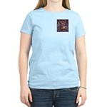 Ancient America Women's Pink T-Shirt