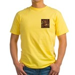 Ancient America Yellow T-Shirt