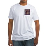 Ancient America Fitted T-Shirt