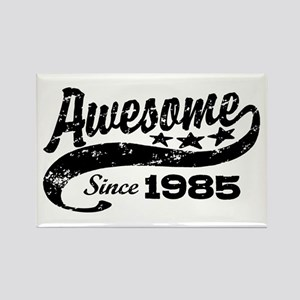 Awesome Since 1985 Rectangle Magnet