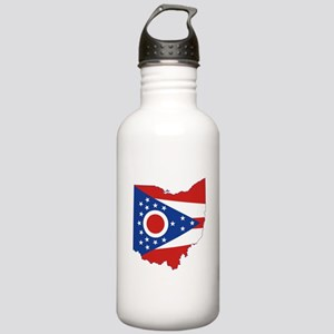 Ohio Flag Stainless Water Bottle 1.0L