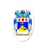 Cathelineau Oval Car Magnet
