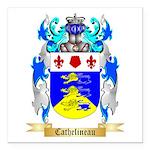 Cathelineau Square Car Magnet 3