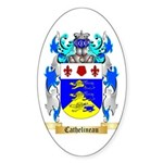 Cathelineau Sticker (Oval 10 pk)