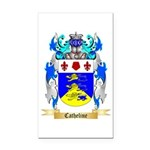 Catheline Rectangle Car Magnet