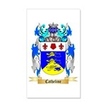 Catheline 20x12 Wall Decal