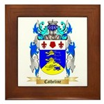 Catheline Framed Tile