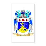 Cathelin Rectangle Car Magnet