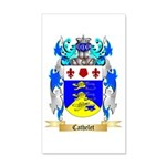 Cathelet 20x12 Wall Decal