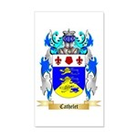 Cathelet 35x21 Wall Decal