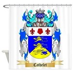 Cathelet Shower Curtain