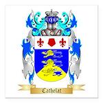 Cathelat Square Car Magnet 3