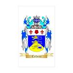 Catheau Sticker (Rectangle 10 pk)