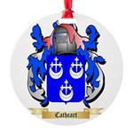 Cathcart Round Ornament