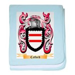 Catford baby blanket