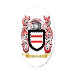 Catford Oval Car Magnet