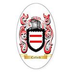 Catford Sticker (Oval 10 pk)