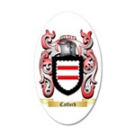 Catford 35x21 Oval Wall Decal