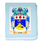 Catet baby blanket