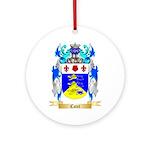 Catet Ornament (Round)