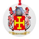 Caterton Round Ornament