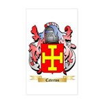 Caterton Sticker (Rectangle)