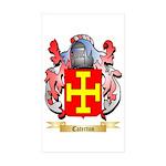 Caterton Sticker (Rectangle 50 pk)