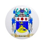 Caterini Ornament (Round)