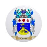 Caterin Ornament (Round)