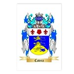 Catera Postcards (Package of 8)