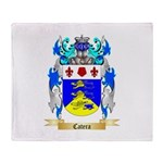 Catera Throw Blanket