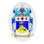 Catera Ornament (Oval)
