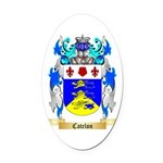 Catelon Oval Car Magnet