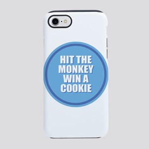 Hit the Monkey iPhone 7 Tough Case