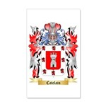 Catelain 35x21 Wall Decal