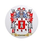 Catelain Ornament (Round)